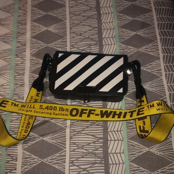 Off-White Handbags - Off white diagonal bag